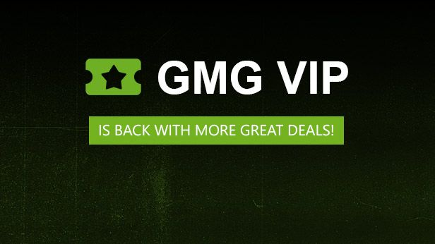what is green man gaming vip