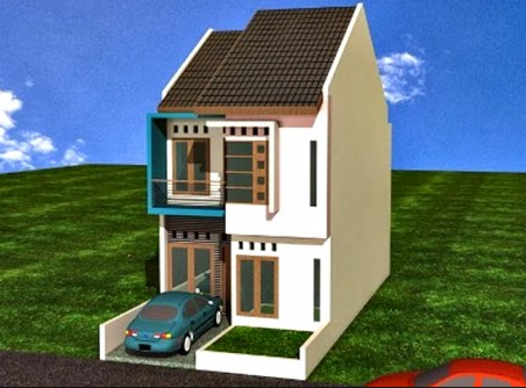 69 Rab Rumah 2 Lantai 2021 - Content