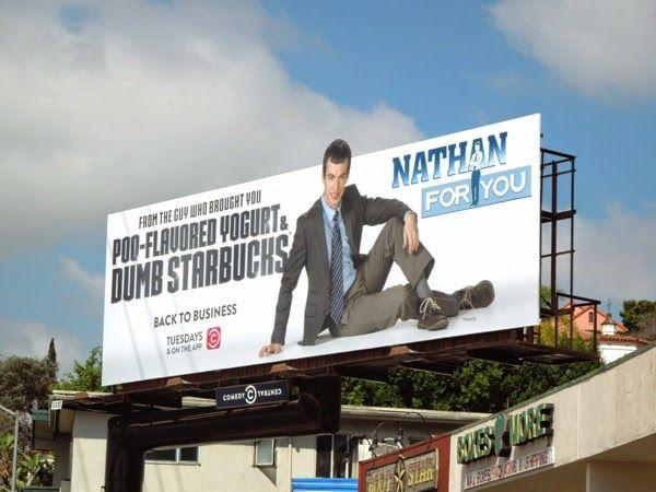 Poo Flavored Yogurt Dumb Starbucks Nathan For You Season 2