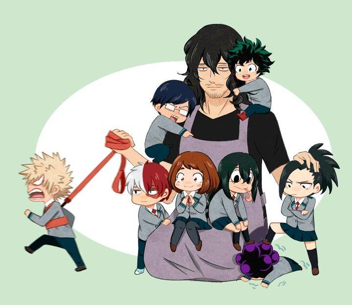 Dadzawa Aizawa Geek Pinterest Hero Anime And Manga