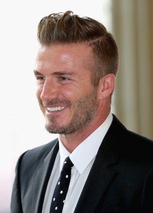 Connu David Beckham Sexy Et Bien Sage Aux Côtés D'Elizabeth Ii  XE43