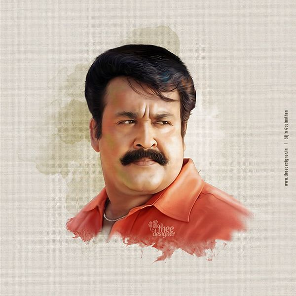 Actor Mohanlal The Complete Actor Mohanlal Is An Indian Actor