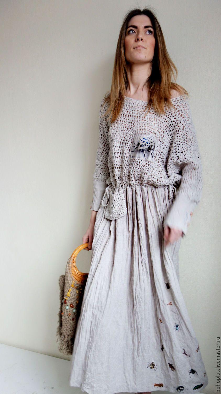 fa5489854dc Купить Платье в стиле бохо