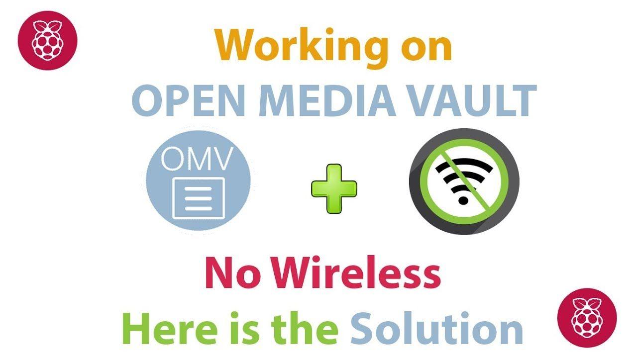 openmediavault wireless setup: raspberry pi 3 | Open Media