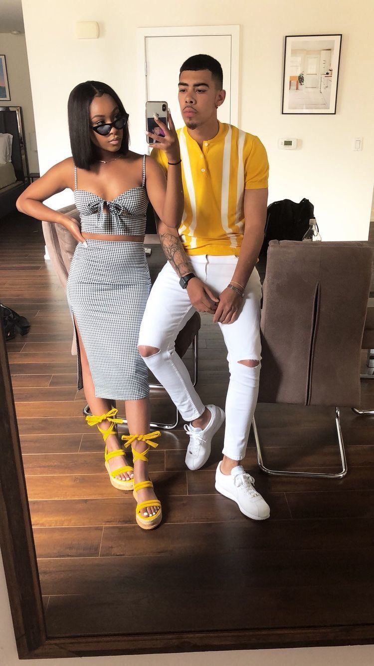 Lady_Jay | Black Love in 2019 | Black couples goals, Cute