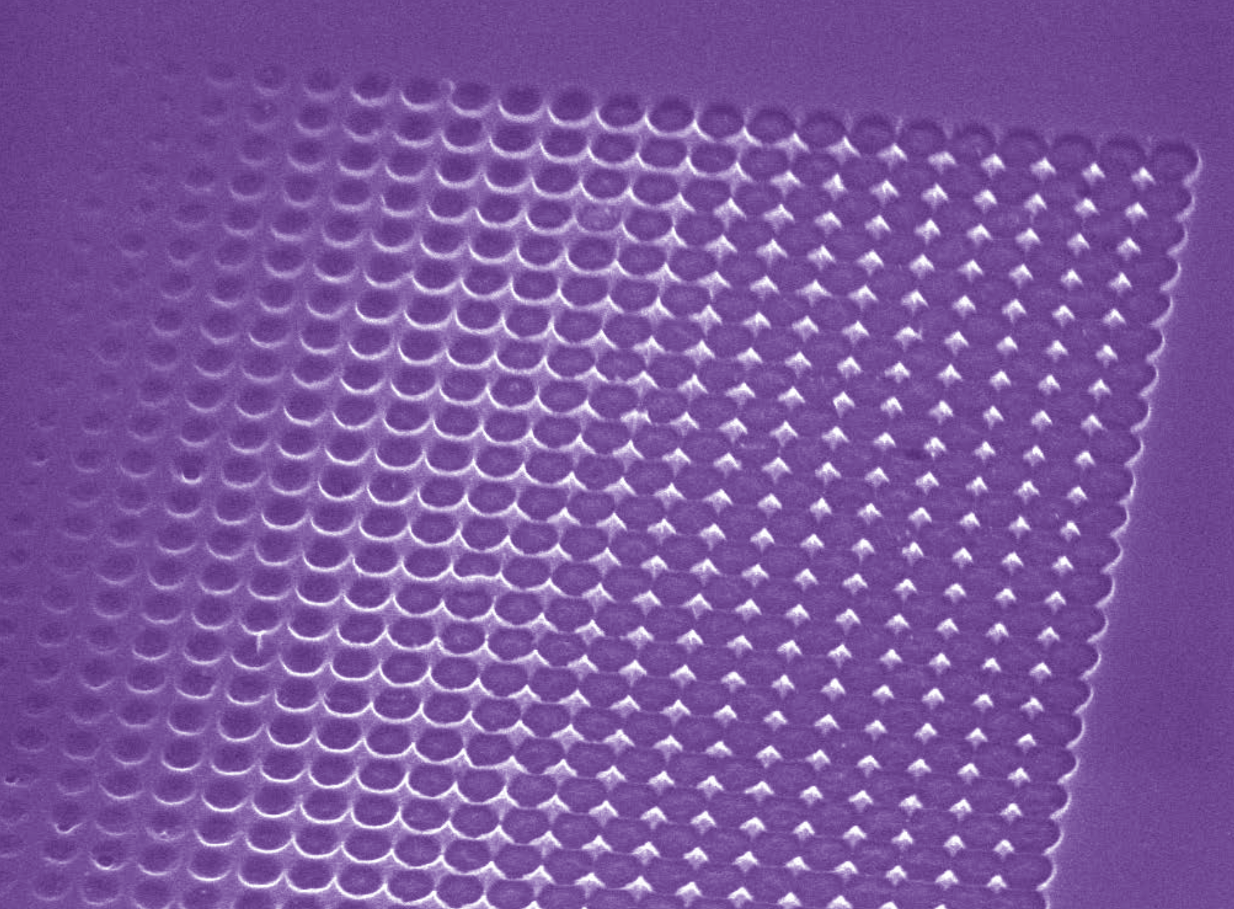 Pinching holes to create superconductors https://www.universiteitleiden.nl/en/news/2017/09/pinching-holes-to-create-superconductors