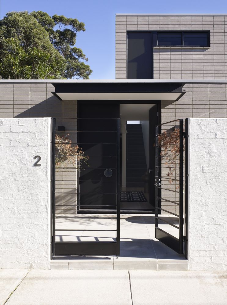 Cbf Cement Board Fabricators Residential Projects: Pin By Briyannakwc On Brighton House,Melbourne By Greg Natale