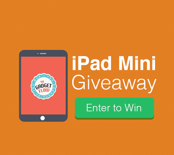 iPad mini give away