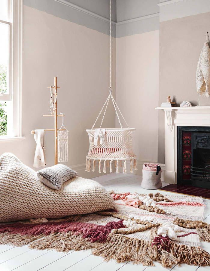 Chambre de bébé  25 idées pour une fille Kids room Pinterest