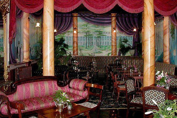 Adelphi Cafe