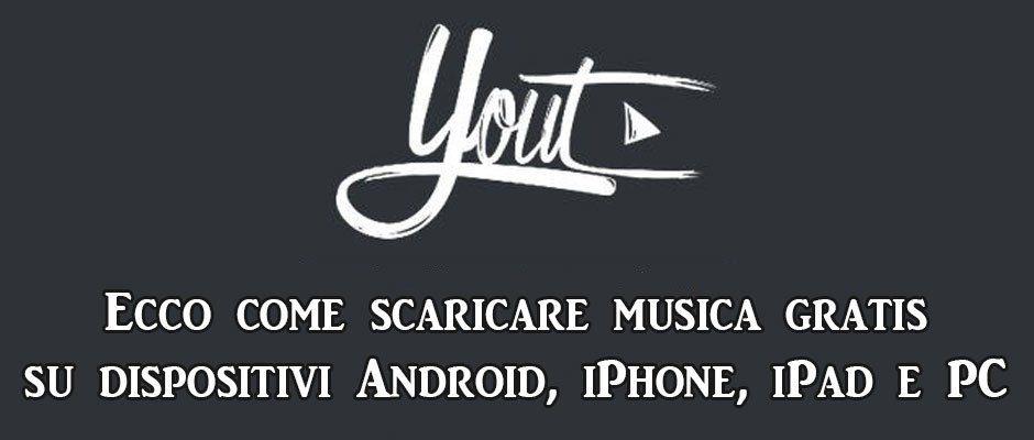 scaricare musica gratis su pc