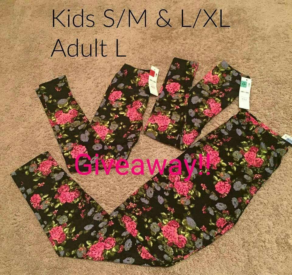 Giveaway this week in my fb group!! Baby suede leggings! #agnesanddora not #lularoe