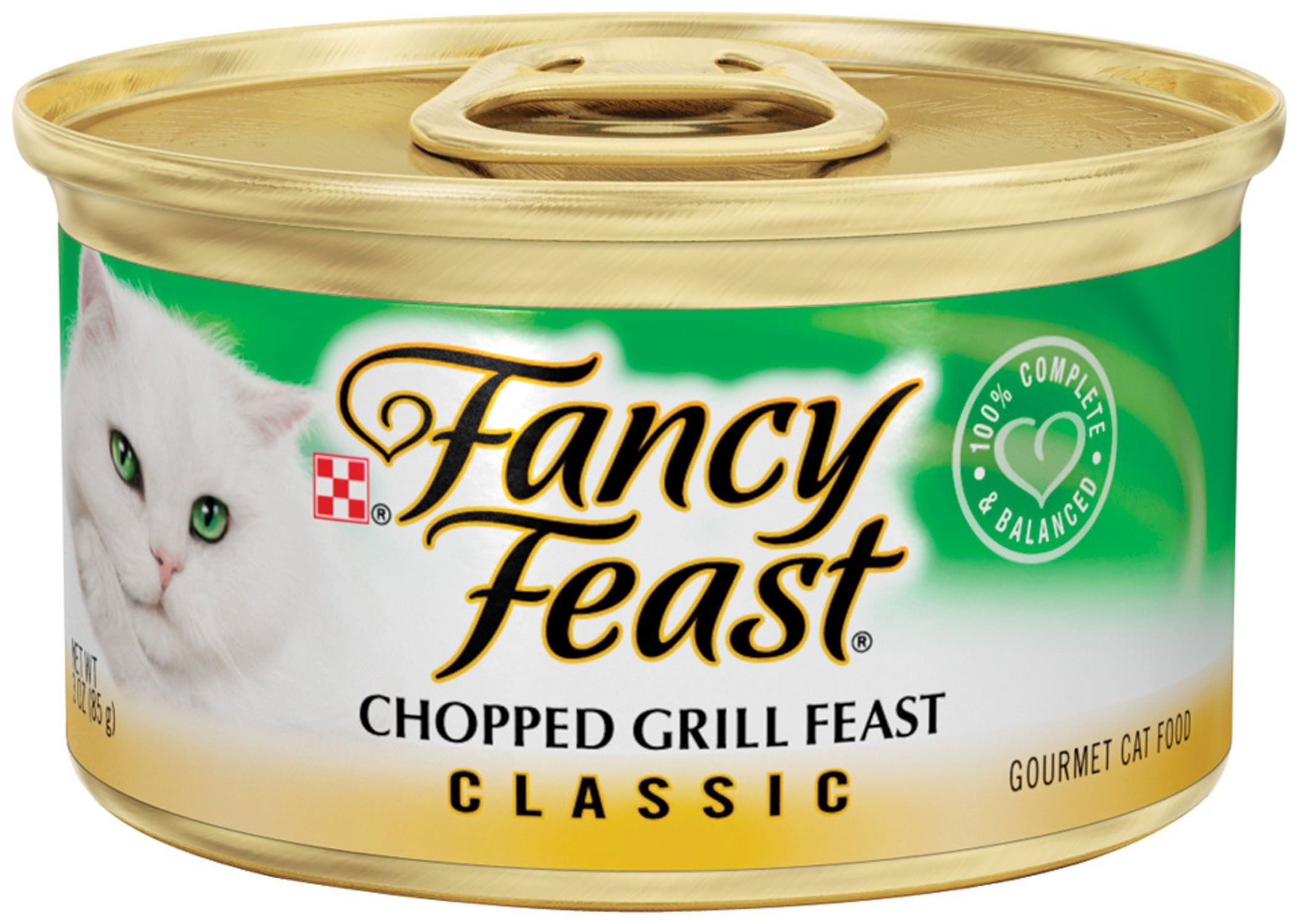 Fancy Feast Classic Chopped Grill Canned Cat Food in 2019