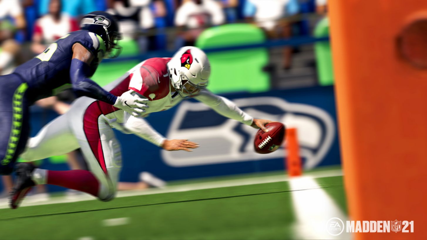Madden 21 Minor Detail Possibly A Huge Deal For Franchise