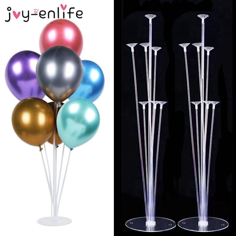 Balloon Column Stand Kit Bundle Best for Birthday Table Balloon Arch Kit Wedd