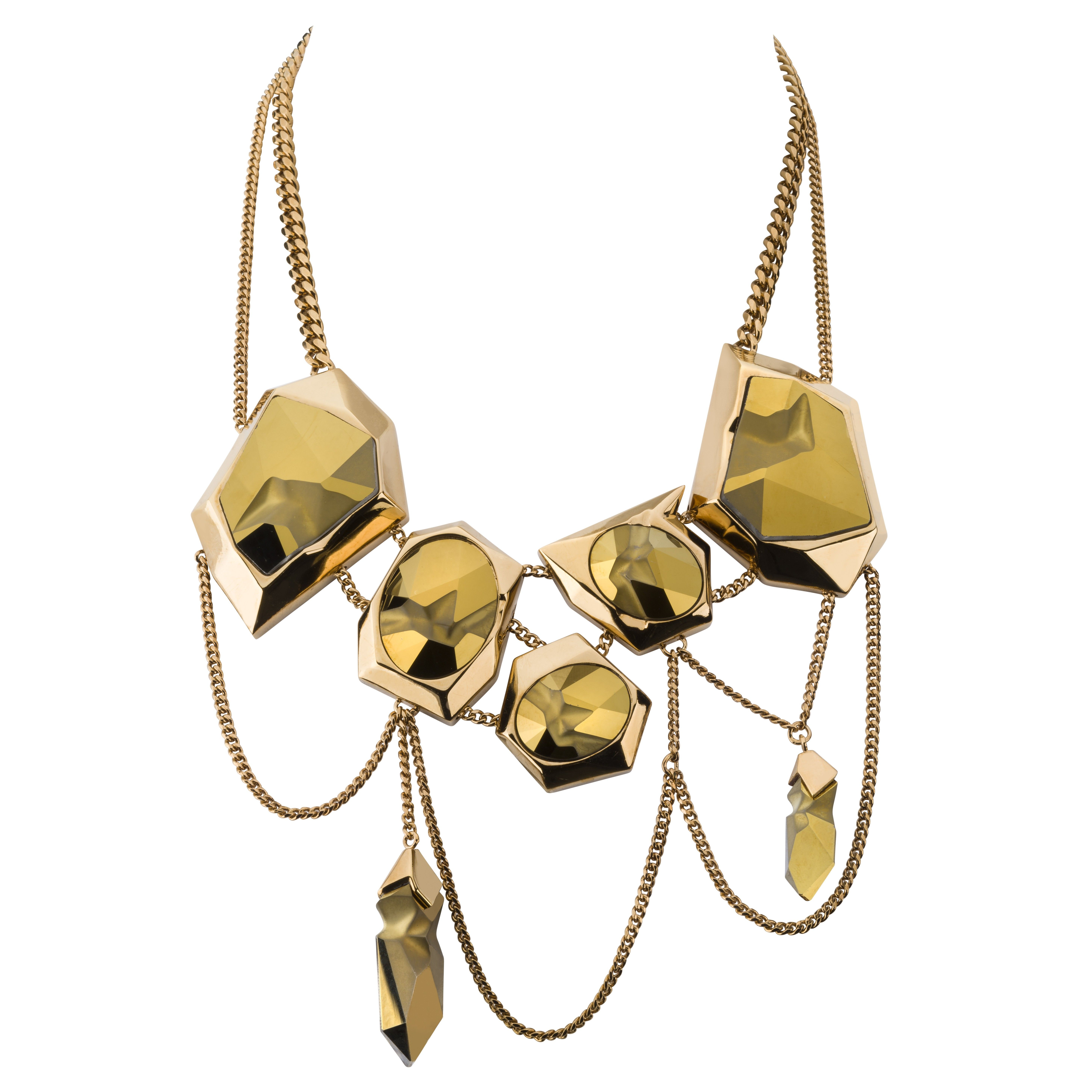 search for clearance stylish design beautiful and charming ATELIER SWAROVSKI - Reverse Necklace by Jean Paul Gaultier ...
