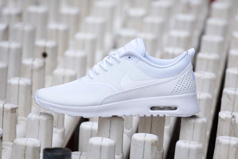 Nike Air Max White New