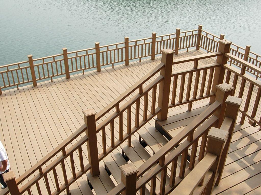 Best Long Life Wood Plastic Composite Handrail Outdoor 640 x 480
