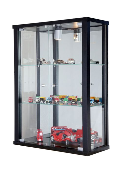 Glass Wall Mounted Display Cabinets Like Bakery Display Cabinets