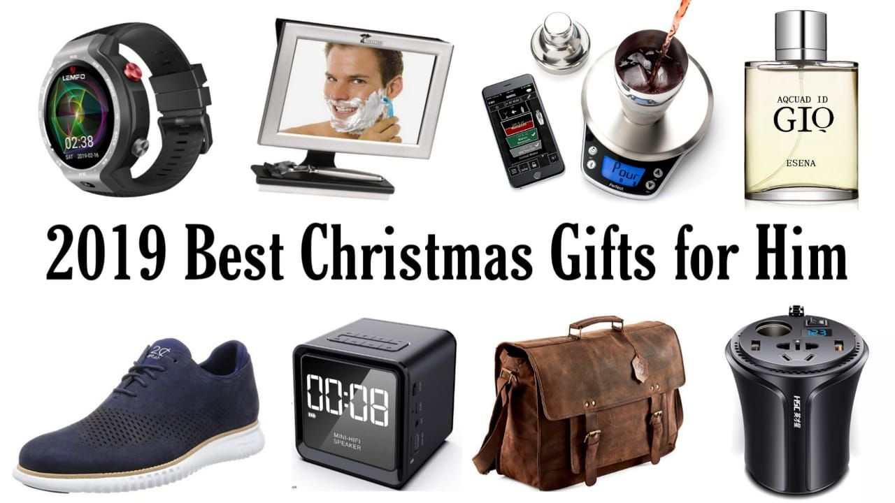 Top Ten Christmas Gifts 2019.Best Christmas Gifts For Him 2019 Best Christmas Gift