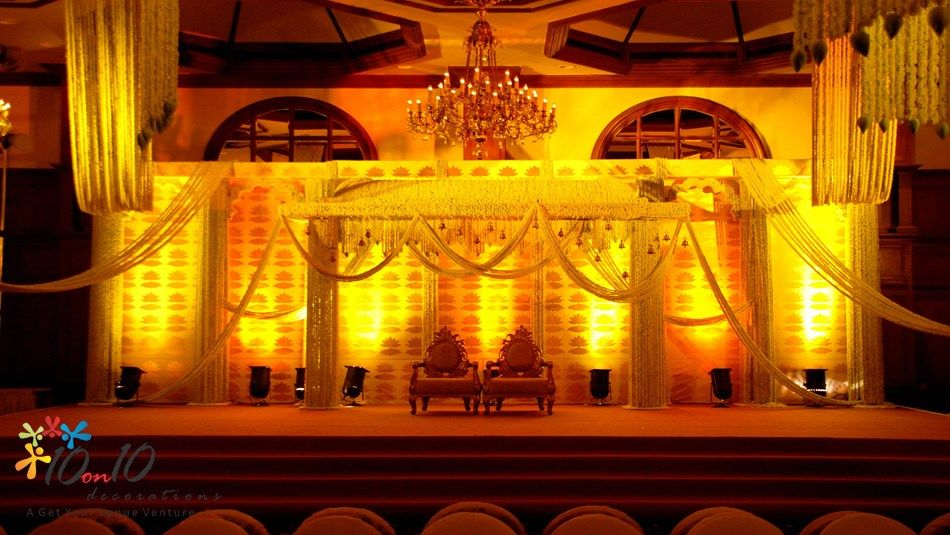 12 Magnificent Decor Ideas For Your Wedding Ezwed WeddingDecorations Indian DecorationsSouth