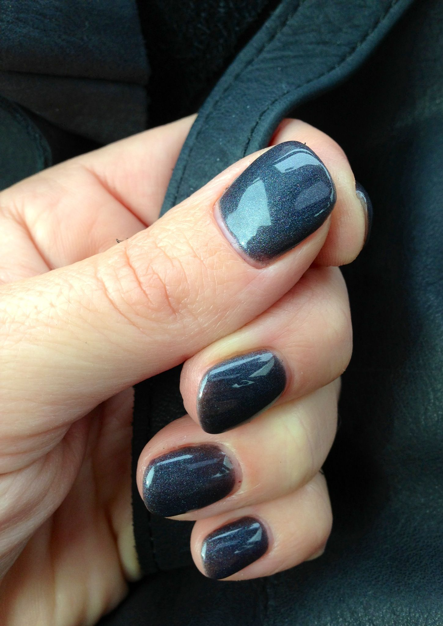 this color would be pretty as a french design | Nail Fashion ...