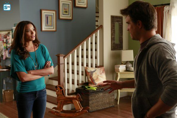 """#Mistresses 3x02 """"I'll Be Watching You"""" - April and Mark"""