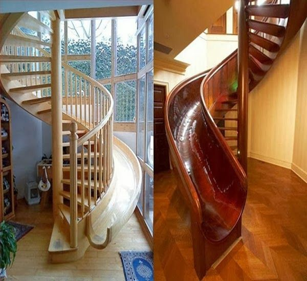 Best Unusual Stairs Staircase Design Stair Slide House Stairs 400 x 300