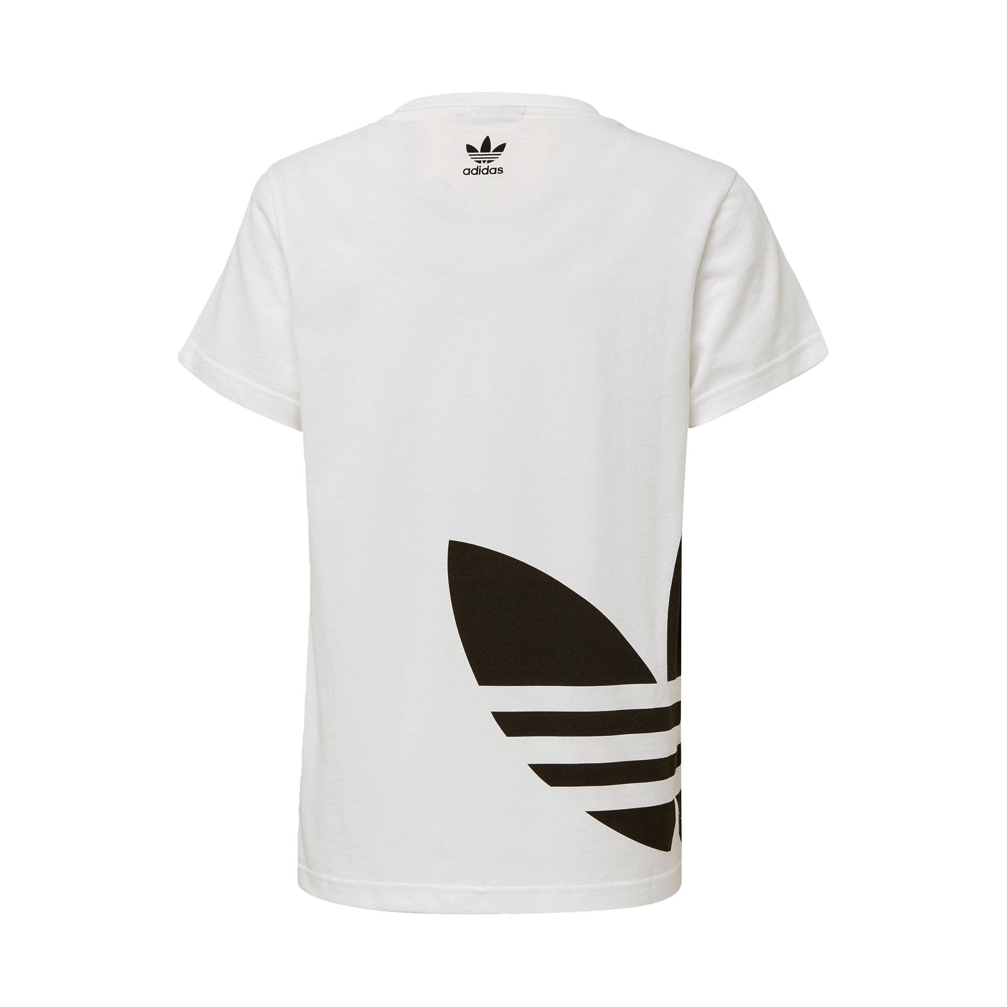 Adidas Originals T Shirt Jungen Weiss Schwarz Grosse 158 Adidas Originals Shirts Und T Shirt