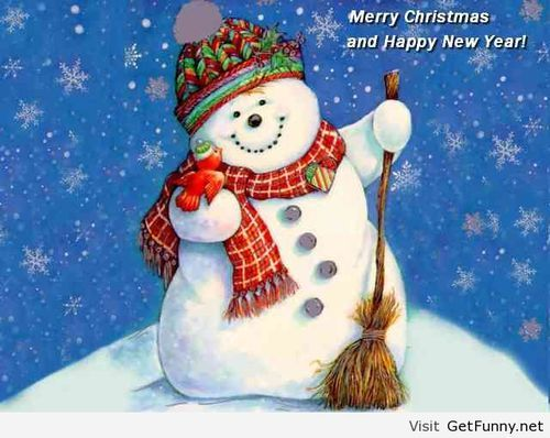 Merry Christmas Snowman Wallpaper   Funny Pictures, Funny Quotes . Amazing Pictures