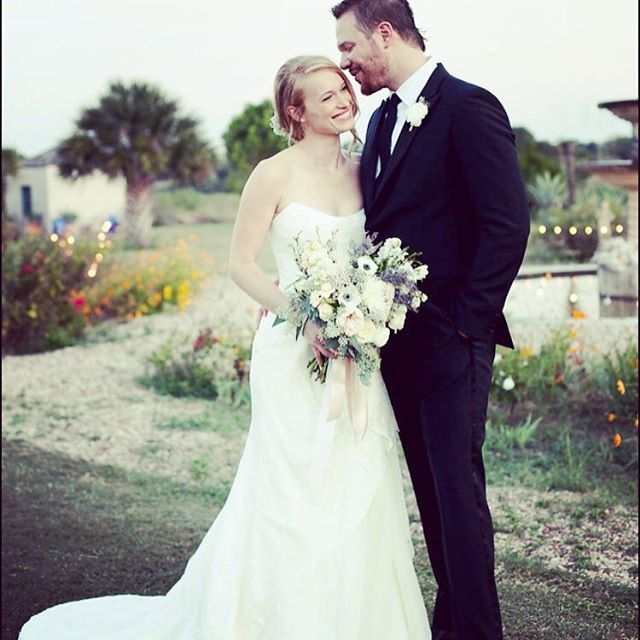 Pin for Later: Hunger Games Star Leven Rambin Marries True Blood Star Jim Parrack — See Her Stunning Ring!