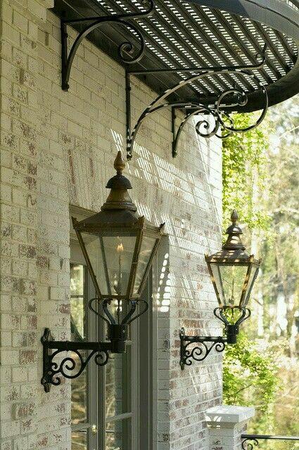 Luminarias Decoracao Toscana Candelabro De Parede E Luminarias Externas