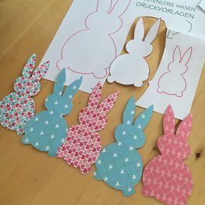 Meine ♥ - Oster- und Frühlingsbastelideen (auch für Kinder geeignet) #loisirscréatifs