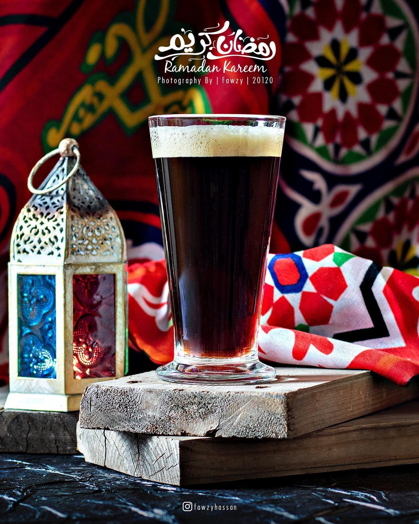 المشروب الرسمى عند المصريين في رمضان عرق سوس رمضان كريم نجاح شوريك مخبوزات مخبوزات جو معجنات معجناتي Pasta عدستي ت Ramadan Kareem Glassware Ramadan