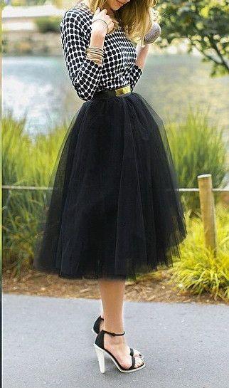 1e89824b48c Женщины черный сетки гранж бальное платье слоеного юбки saias femininas  2015 мода американский продажа одежды новинка пушистые шор…