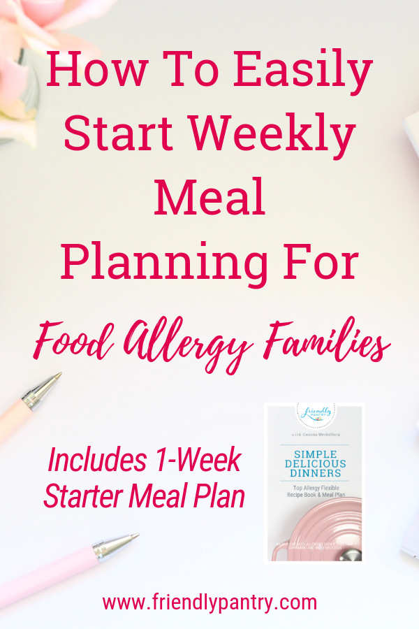 How To Start Family Meal Planning for Beginners images