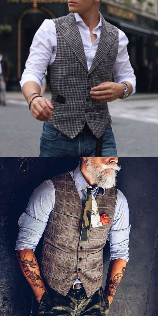 Photo of Vest Casual