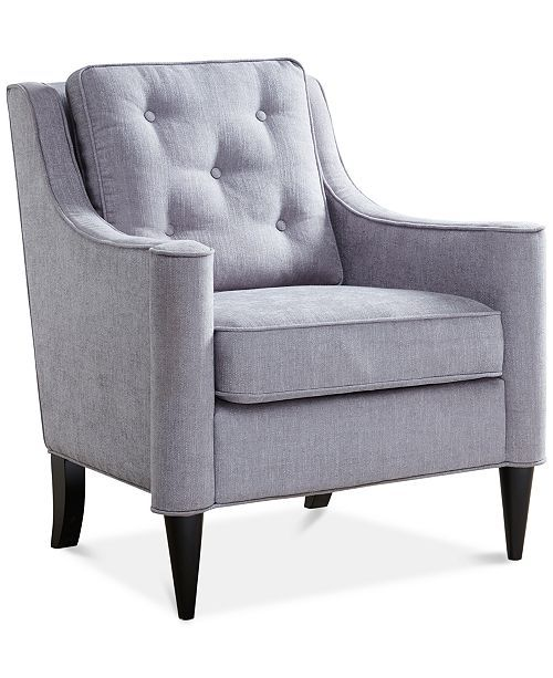 Main Image Upholstered Accent Chairs Rolled Arm Chair