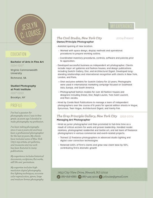 Resume Resume Resume Template Resume Design Template