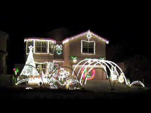 Hampster Dance Light-O-Rama Christmas lights- I bet the neighbors went  crazy by the end of the season! - Hampster Dance Light-O-Rama Christmas Lights- I Bet The Neighbors