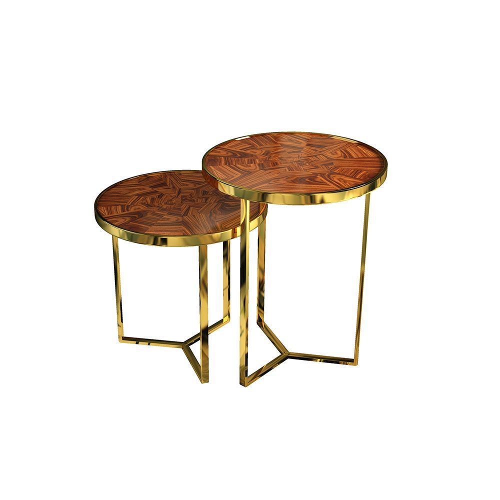 Tarsia table set side tables coffee tables and furniture tarsia table set geotapseo Image collections