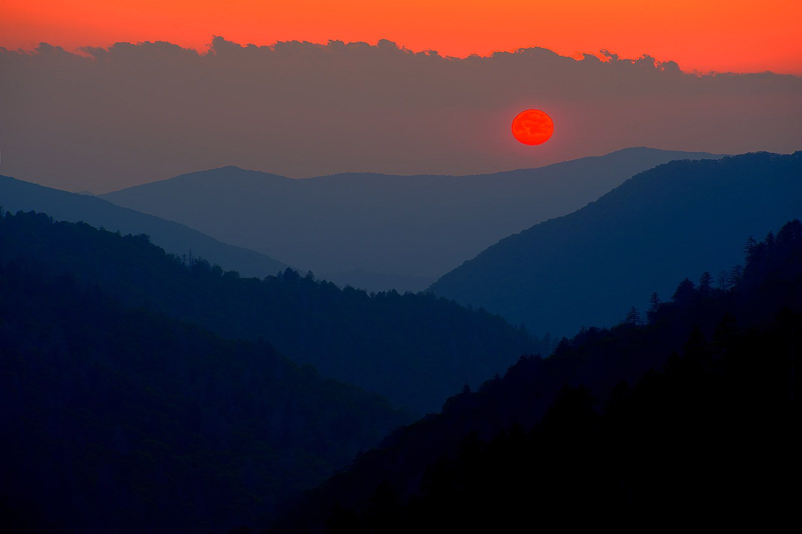 Smoky Mountain Landscape Portfolio Smoky Mountain Pictures Eric Gebhart Photography Mountain Landscape Mountain Pictures Smoky Mountains