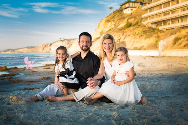 Scripps Pier Family Session La Jolla Family Photographer