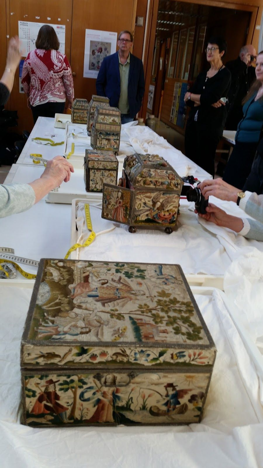 The embroidererus story the burrell collection day part