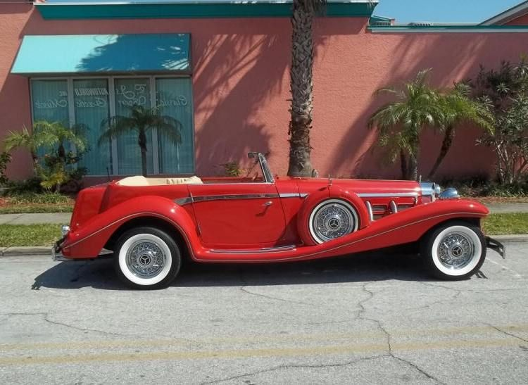 beauty red replica classic cars for sale picture of replica classic cars for sale in auction