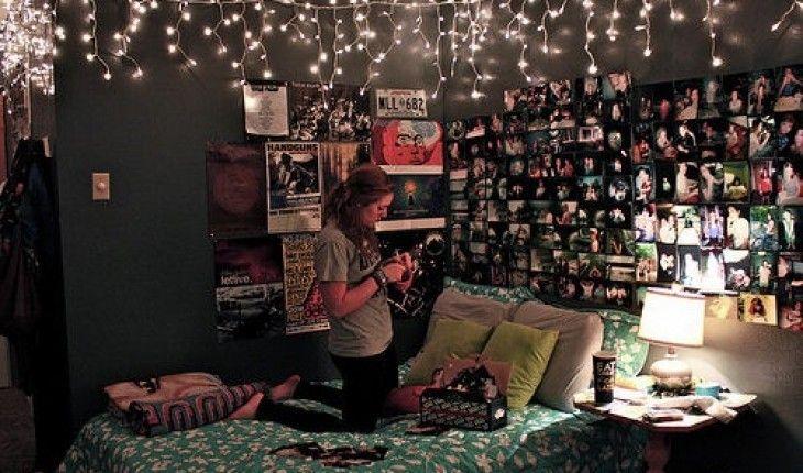 d co chambre ado fille 16 ans chambre lana pinterest. Black Bedroom Furniture Sets. Home Design Ideas