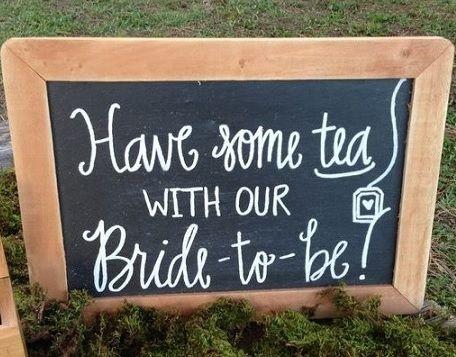 Bridal Shower Tea Party Ideas HotRef Blog