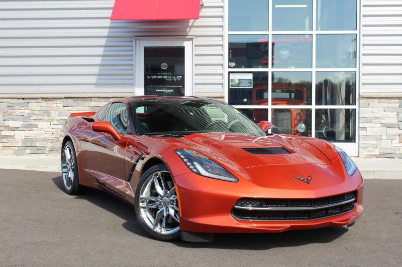 2015 Corvette Coupe For Sale In New York Stingray Z51 Cpe W 2lt In 2020 Corvette 2015 Corvette Used Corvette