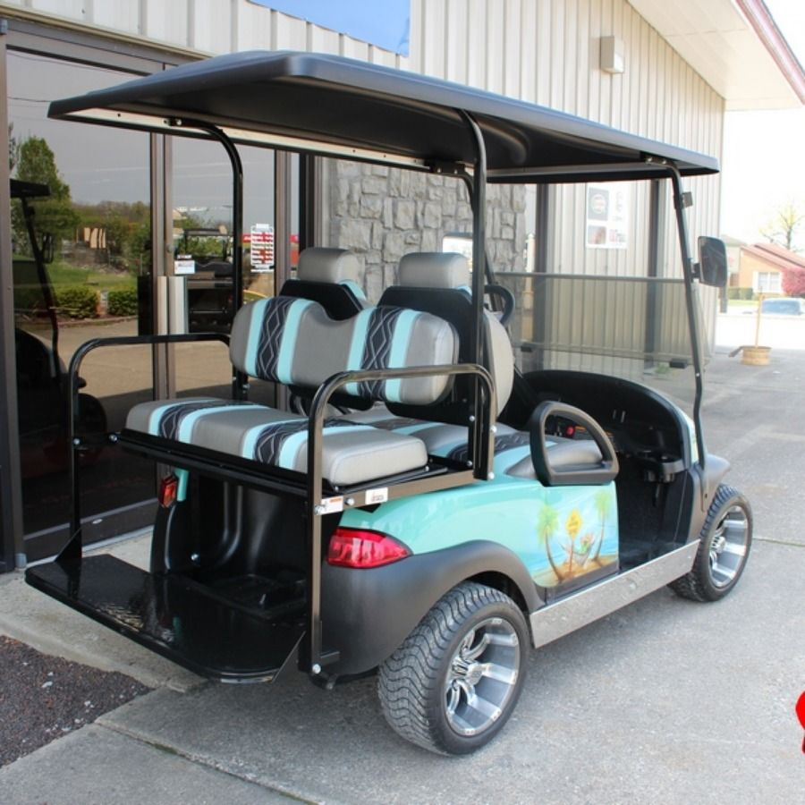 A License To Chill Golf Carts Custom Wheels Golf Carts For Sale