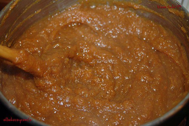 Mermelada-compota de calabaza